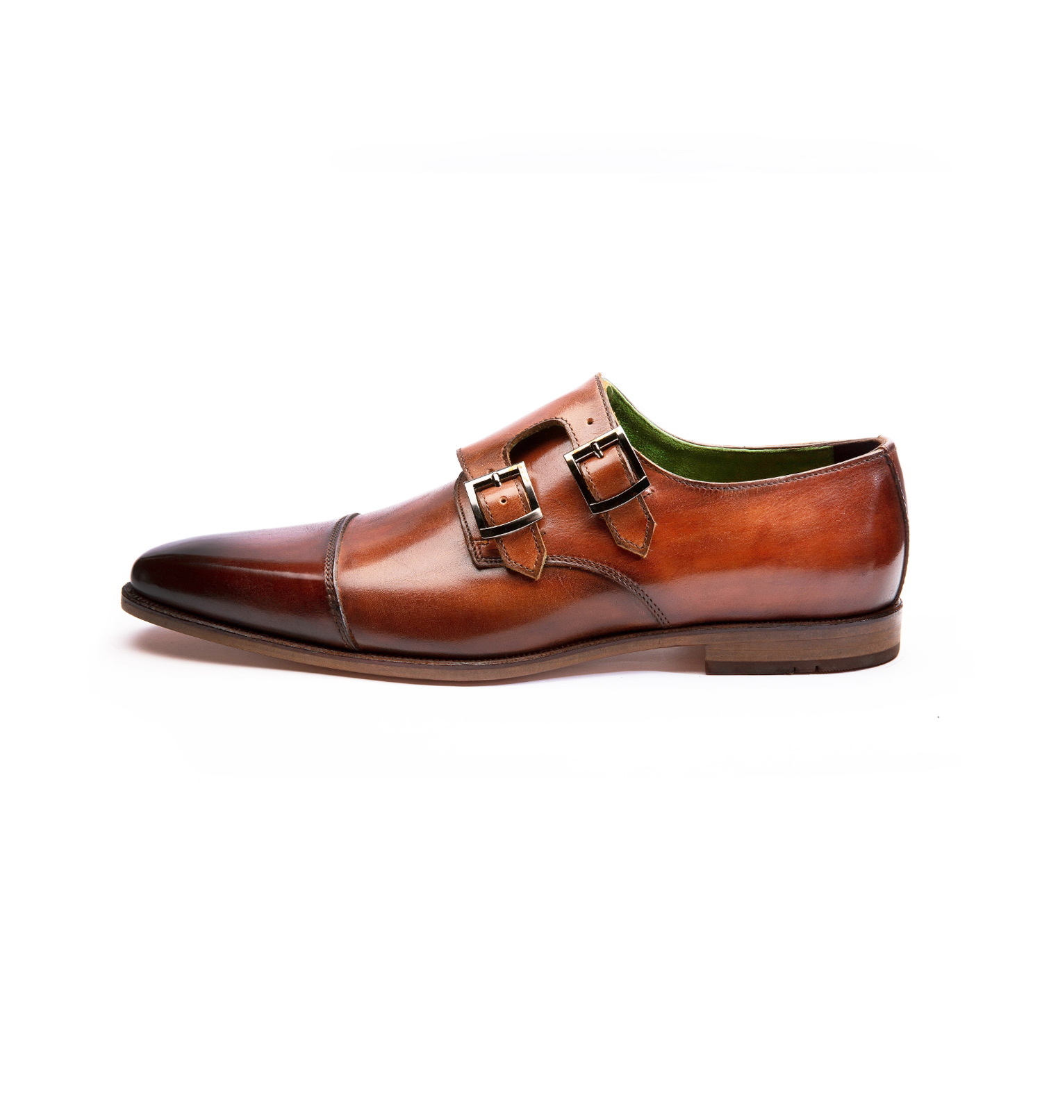 Luxury Handcrafted Patina Shoes by iTailor