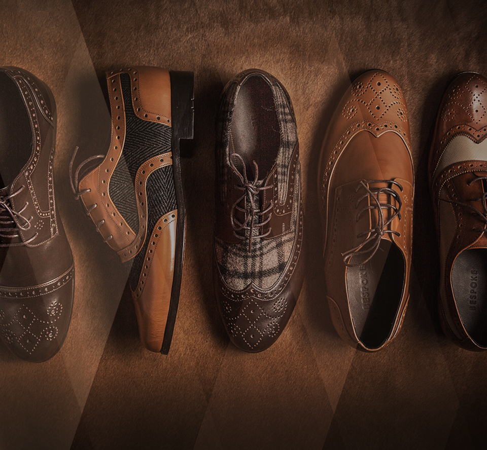 iTailor Shoes, Bespoke shoes, iShoes made to measure